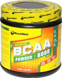 BCAAs (Branched Chain Amino Acids)