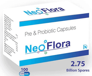 Carbamide Forte Neoflora Prebiotics & Probiotics Supplement