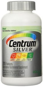 Centrum Multivitamin Multimineral Supplement