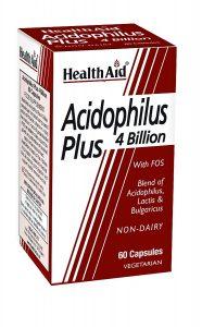 HealthAid Acidophilus Plus