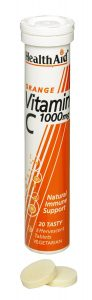 HealthAid Vitamin C 1000mg