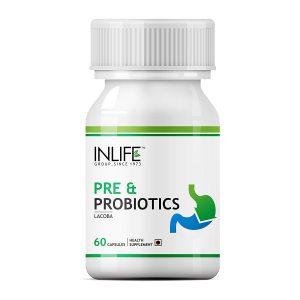 Inlife Prebiotics and Probiotics
