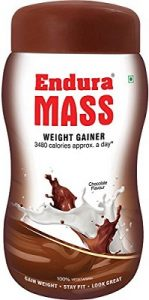 Mass Gainer or Weight Gainer
