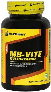 MuscleBlaze VITE Multivitamin