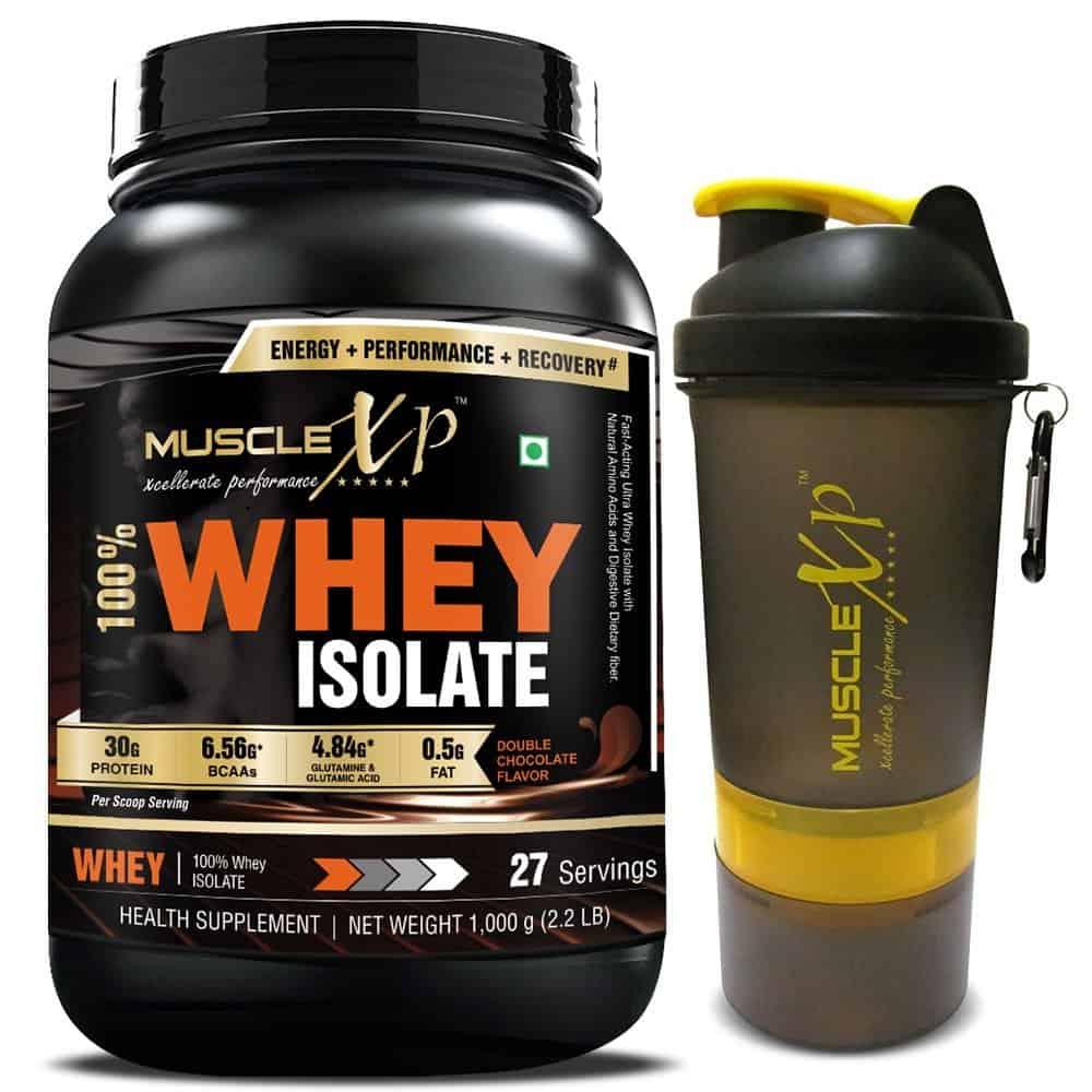 Best Whey Protein Supplement Brands in India