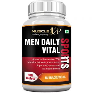 MuscleXP Multivitamin Men Daily Sports