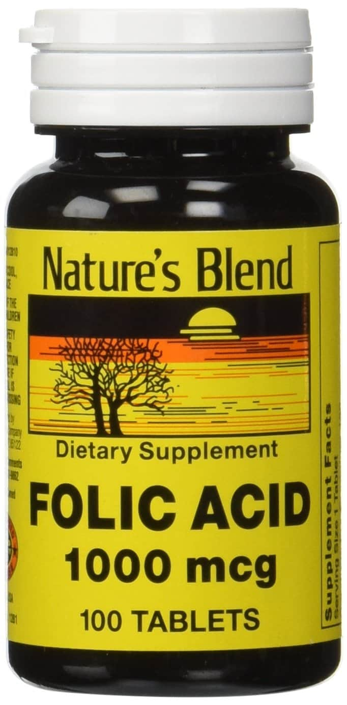 Best Folic Acid Supplements in India