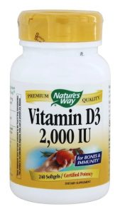 Natures Way Vitamin D