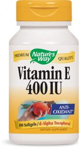 Natures Way Vitamin E