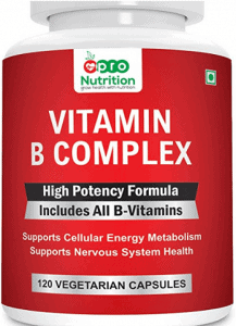 ProNutrition B Complex Vitamins