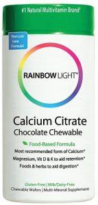 Rainbow Light Calcium Citrate Mini-Tabs