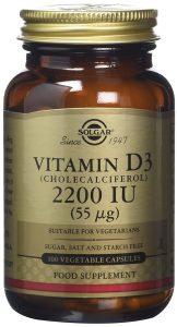Solgar, Vitamin D3 (Cholecalciferol)