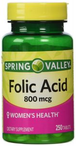 Spring Valley - Folic Acid