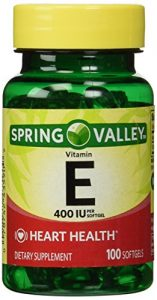 Spring Valley - Vitamin E