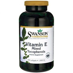 Swanson Vitamin E Mixed Tocopherols