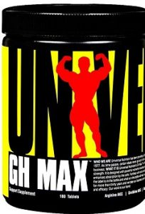 Universal Nutrition System - GH MAX