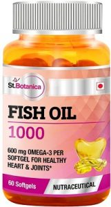 Top 10 Fish Oil Supplement Brands In India