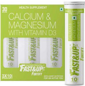Fast & Up Calcium Supplements
