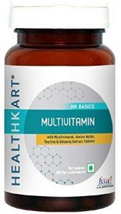 HealthKart Omega (Omega, Multivitamin & Calcium