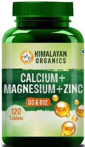 Himalayan Organics Calcium Supplements