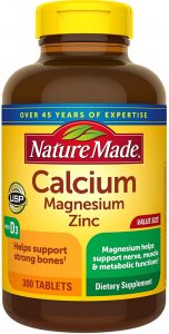 Nature Made Calcium Supplements