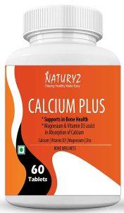 Naturyz Calcium Plus Supplements