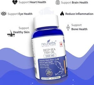 Neuhebs Deep Sea Fish Oil