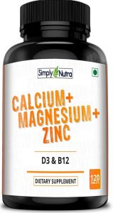 Simply Nutra Calcium Supplements