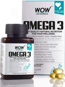 WOW Omega3 Fish oil
