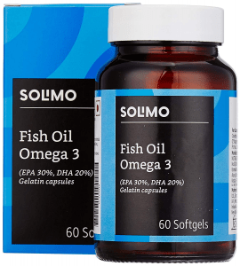 Amazon Brand Fish Oil