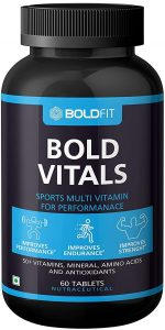 Boldfit Multivitamins for Men