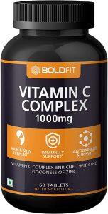 Boldfit Vitamin C Complex Tablets