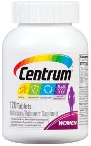 Centrum Women's Multivitamin Supplement