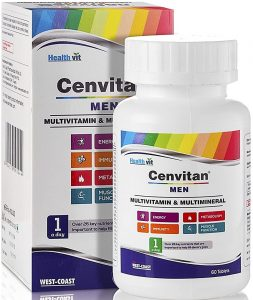 Healthvit Multivitamins for Men