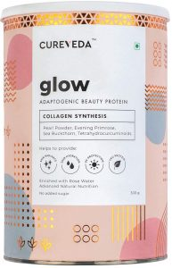 Cureveda Glow Collagen Supplement