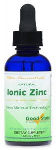 Good State Liquid Ionic Zinc