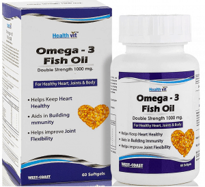 Healthvit Fish Oil