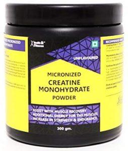 Healthvit Fitness Micronized Creatine