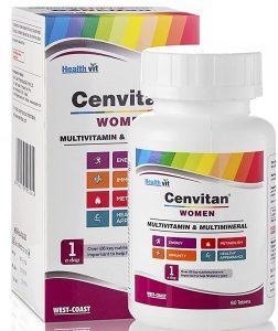 Healthvit Multivitamins for Womens