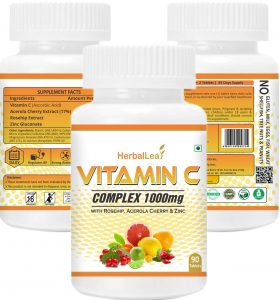 Herbal Leaf Vitamin C