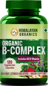 Himalayan Organics B Complex Vitamins