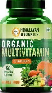 Himalaya Organics Multivitamins