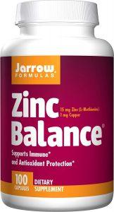 Jarrow Formulas Zinc