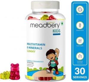 Meadbery Multivitamins for Kids
