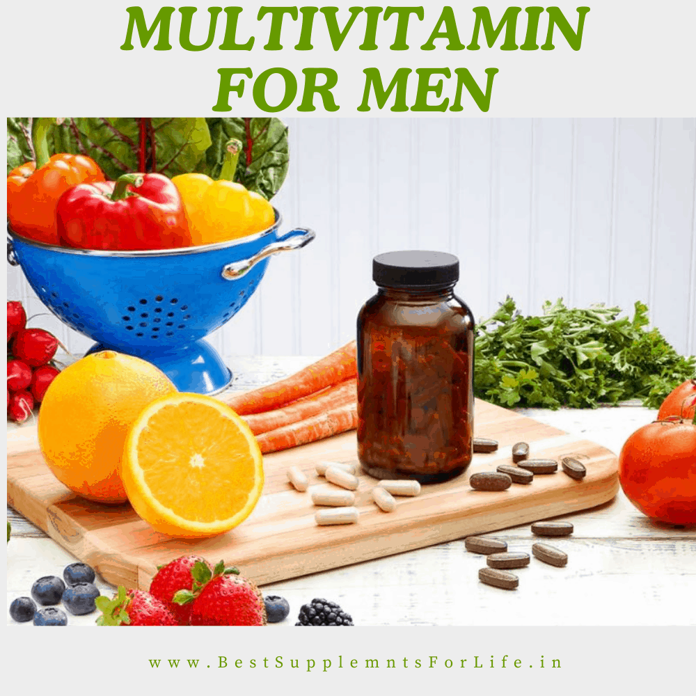 Best Multivitamin for Men in India