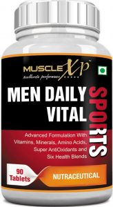 Muscle Xp Multivitamin for Men