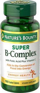 Nature's Bounty Super B-Complex