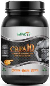 Naturyz Crea10 Creatine Supplement with Micronized Creatine
