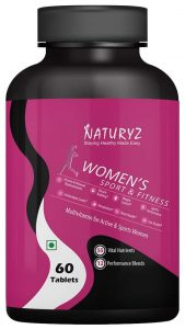 Naturyz Women's Fitness Daily Multivitamin