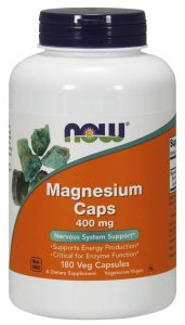 Now Foods Magnesium Capsules